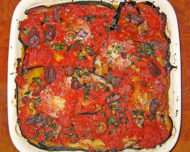 Dania kuchni włoskiej i polskie mięso sezonowane